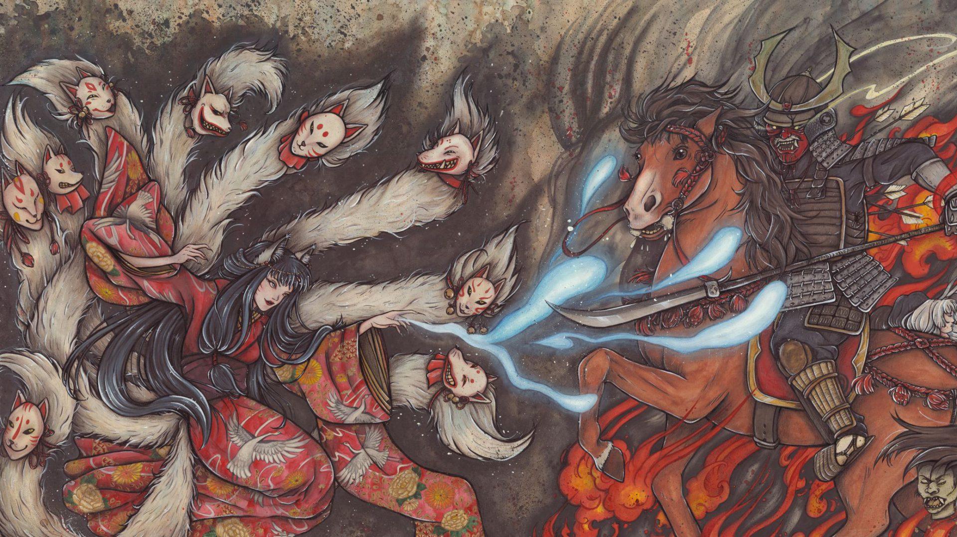 Lilith Samsa Illustrations